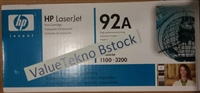 Genuine HP 92A C4092A Black LaserJet Toner Cartridge