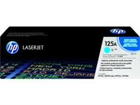 Genuine HP 125A, Cyan Toner Cartridge CB541A Bstock