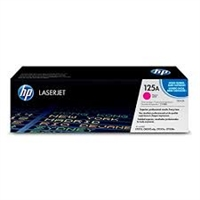Genuine HP 125A, Magenta Toner Cartridge CB543A Bstock