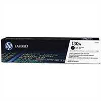Original HP 130A CF350A Black Toner Cartridge Bstock