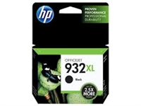 Genuine HP 932XL, Black Original Ink Cartridge CN053AN
