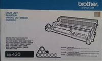 Genuine Brother DR-420 Drum Unit Bstock