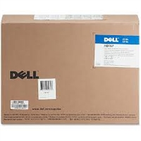 Original Dell HD767 Use & Return High-Yield Black Toner Cartridge