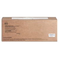 Original Dell M11XH Return Program Black Toner Cartridge