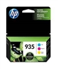 Original HP 935 Cyan/Magenta/Yellow Ink Cartridges N9H65FN#140 Pack Of 3