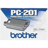 Brother PC-201, Black Print Cartridge