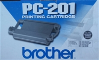Brother PC-201, Black Print Cartridge Bstock