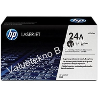 HP 24A Black Toner Cartridge Q2624A (B Stock)