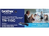Brother TN-115C TN115C Cyan Toner Cartridge