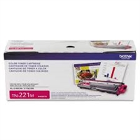 Original Brother TN-221M Magenta Toner Cartridge Bstock