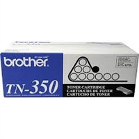 Genuine Brother TN-350, Black Toner Cartridge