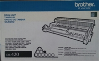 Brother TN-420 Black Toner Cartridge Bstock