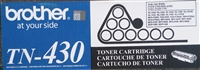 Brother TN-430 Black Toner Cartridge Bstock