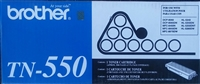 Genuine Brother TN-550 Black Toner Cartridge Bstock
