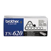 Original Brother TN-620 Black Toner Cartridge