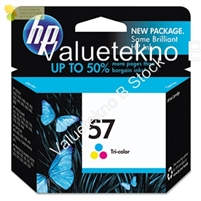 HP 57, (C6657AN) Tri-color Original Ink Cartridge B stock