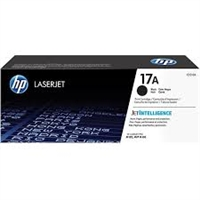 Genuine HP LaserJet 17A High-Yield Black Toner Cartridge BstockCF217A