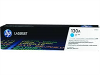 Original HP 130A CF351A Cyan Toner Cartridge Bstock