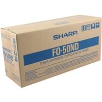 Sharp Black Toner/Developer Cartridge (FO-50ND)