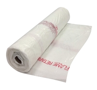MIDWEST CANVAS 6 MIL Reinforced Flame Retardant Poly STRING REINFORCED - 20' X 100'