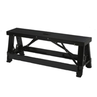 "Warner 10""-28"" Adjustable Drywall Bench  (10329)"