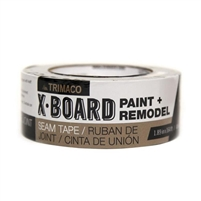 TRIMACO X Board Paint + Remodel Seam Tape 48MM
