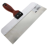 "MARSHALLTOWN 14"" Stainless Steel Taping Knife with DuraSoft Handle 14327"