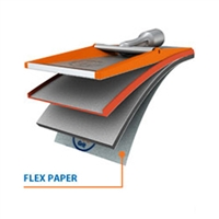 RADIUS 360 FLEX PAPER 100 GRIT FOR FLEX EDGE TOOL PACK OF 10