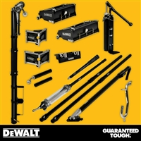 DEWALT Complete Automatic Taping & Finishing Set Standard Flat Box Long Handles  2-601