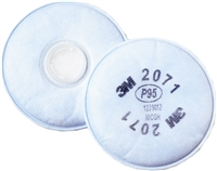 3M Particulate Filter 2071, P95  2 PACK OR 50 PACK