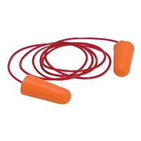 PIP Ear Plugs Foam Corded [100 Pair]  (265100C)