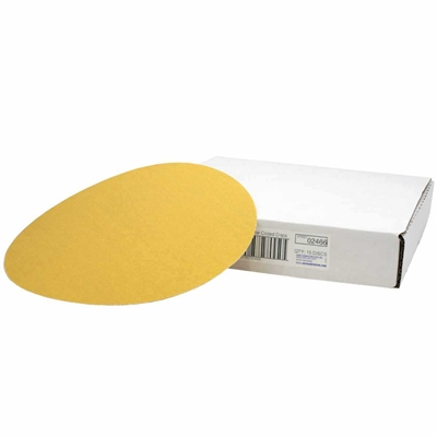 "NORTON 9"" HOOK AND LOOP 150 GRIT 15 PACK OF DISCS  Norton 9"" 7800 Drywall Sanding Discs 150 Grit 15ct"