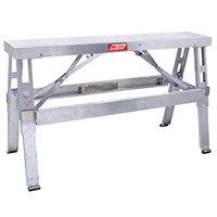 WAL-BOARD Folding Walk-Up Bench 31-016