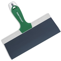 "SHEETROCK BRAND 10"" BLUE STEEL CLASSIC PROFESSIONAL TAPING KNIFE"