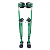 "USG Sheetrock Tools MAGNESIUM Professional Drywall Stilts - 18""-30"" 340925"