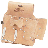 Walboard 3 Pocket Drywall Tool Pouch Left Handed