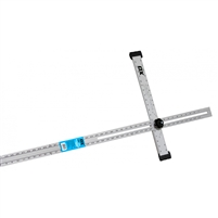 OX TOOLS Pro Adjustable T-Square - Imperial 501348