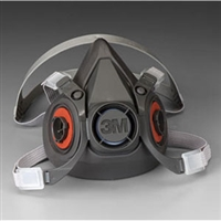 3M HALF FACEPIECE (MEDIUM) RESPIRATOR