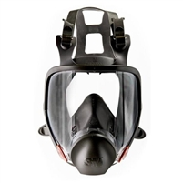 3M FULL FACEPIECE (MEDIUM) RESPIRATOR