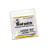 STRAIT-FLEX 2 in. x 5 in. Hole Head Patch Round Sprinkler Head Patch (PACK OF 20)