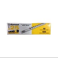 RAMSET 25 CAL YELLOW STRIP LOADS..100 COUNT BOX