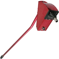 "LEVEL 5 TOOLS 7"" Corner Applicator With Handle  ANGLE BOX"