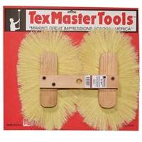 Texmaster Double Big Tex Stipple Brush  9924