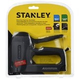 STANLEY HEAVY DUTY STAPLE GUN/BRAD NAILER