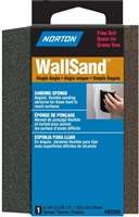 NORTON SINGLE ANGLE WALL SANDING SPONGE FINE 02284 (BOX OF 24 EACH)