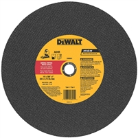 "DEWALT 14"" Stud Cutter Chop Saw Blade (Light Metal) 8003"