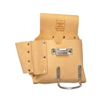 HERITAGE 6-Pocket Drywall Hanger's Tool Pouch - Right Handed 815