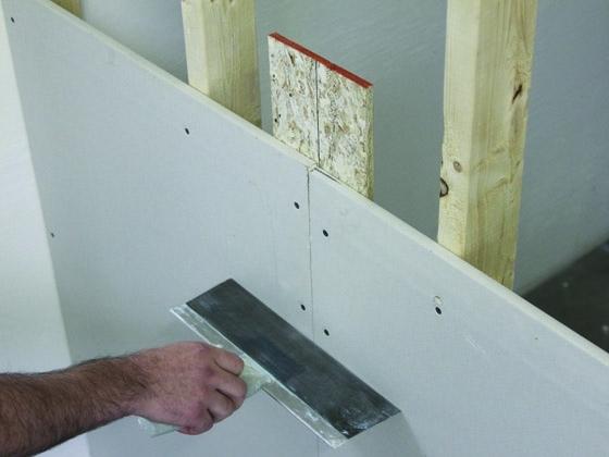 Trim-Tex Buttboard Drywall Backer 48