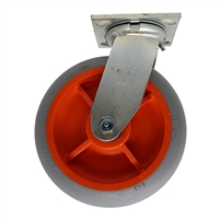"ADAPA 8"" High Performance Swivel Caster 8SCRD"