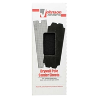 Johnson Abrasives 80 Grit Screen-Kut Mesh 25 COUNT BOX B0110-25